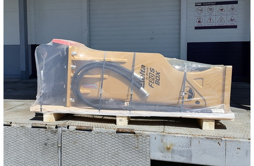 Гидромолот Delta F20S box на экскаватор 20 - 28 тонн Doosan Jcb Hyundai Cat Hitachi Volvo Komatsu - Другие запчасти в Севастополе