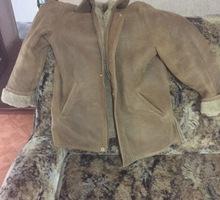 Продам дубленку,Турция в отличном состоянии размер 50-52 - Мужская одежда в Севастополе