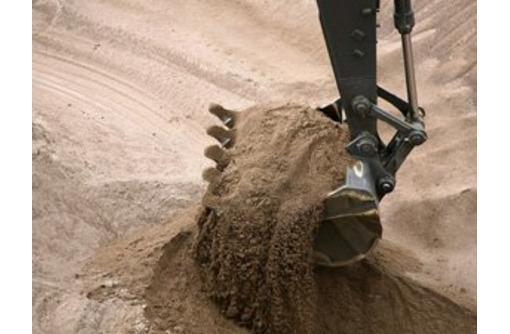 Песок речной и морской в Севастополе. Доставка и продажа - Сыпучие материалы в Севастополе