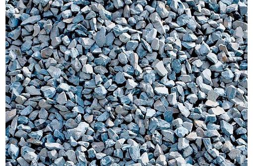 Щебень разных фракций  в Севастополе! Продажа и доставка инертных материалов - Сыпучие материалы в Севастополе