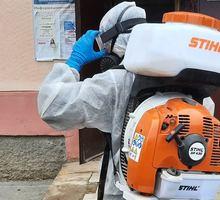 Санитарно-эпидемиологические меры при подтоплении- обеззараживание подвалов, помещений зданий в Ялте - Медицинские услуги в Крыму