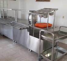 Продается оборудование для линии раздачи для столовой кафе - Оборудование для HoReCa в Севастополе