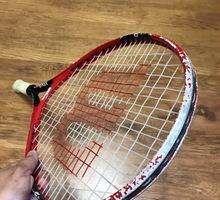 Ракетка для большого тенниса Wilson 25 с чехлом - Отдых, туризм в Севастополе