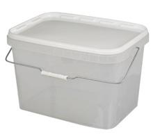 Ведро прямоугольное пластиковое 20 л - Посуда в Симферополе