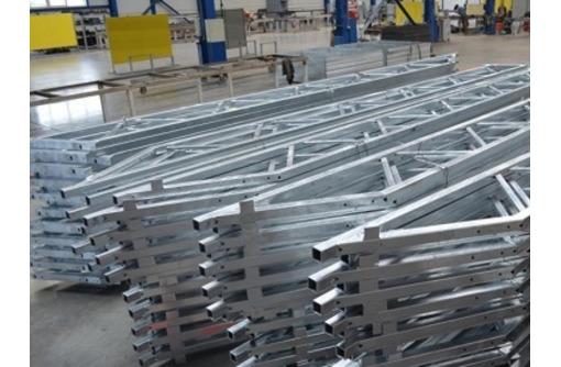 Металлоизделия под заказ в Севастополе - Металлические конструкции в Севастополе