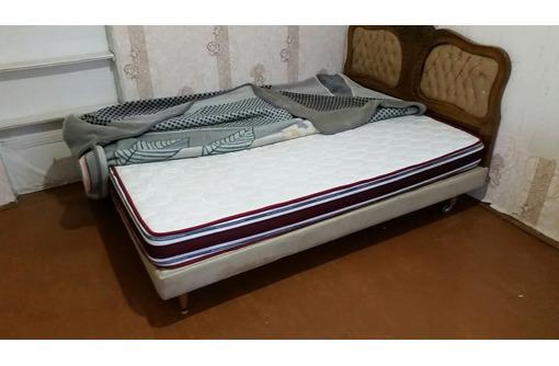 Кровать  дерево 1.4 м - Мебель для спальни в Севастополе