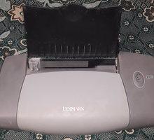 продам принтер Lexmark z617 - Оргтехника и расходники в Крыму