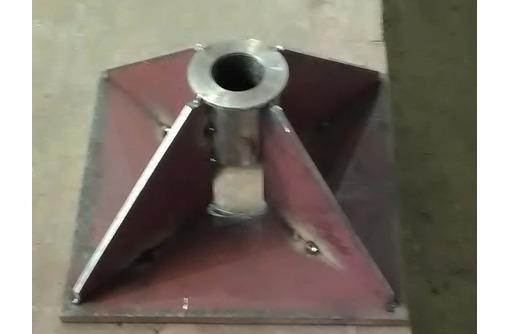 Производство креплений для башенного крана, закладные, нестандартные металлоконструкции. - Строительные работы в Севастополе