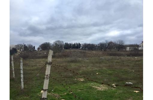 Продается видовой участок Фиолентовское шоссе 114/14, 5 и 10 соток с коммуникациями - Участки в Севастополе