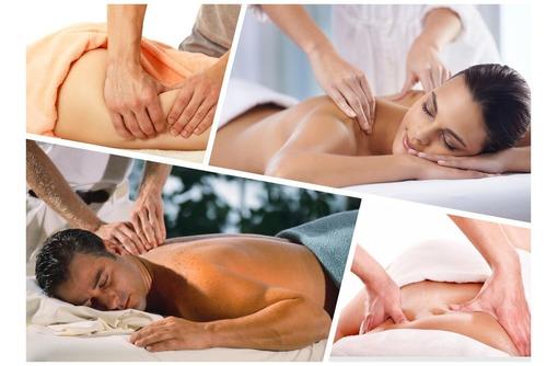 Акция на курс Общего массажа, оплачивайте 10, 11-ю получите в подарок - Массаж в Севастополе
