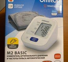 Тонометр OMRON M2 Basic (HEM-7121-ARU) - Медтехника в Севастополе