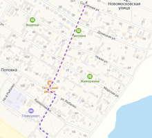 Перспективное предложение! Продаём отличный участок ИЖС 10 соток правильной формы возле моря - Участки в Крыму