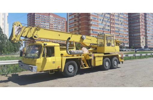 Услуги автокрана - Инструменты, стройтехника в Севастополе