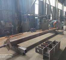 Опорные  подвесные металлоконструкции крепления башенных кранов мачты колонны фермы резервуары - Металлические конструкции в Крыму