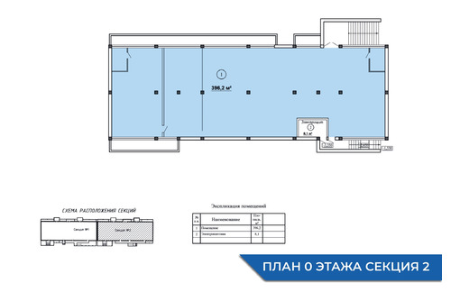Сдам помещение свободного назначения 396 м. кв. - Сдам в Севастополе