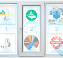 Окна двери перегородки из пвх VEKA - Ремонт, установка окон и дверей в Ялте