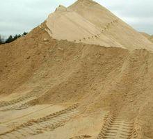 Песок морской, речной в Севастополе. Доставка и продажа - Сыпучие материалы в Севастополе