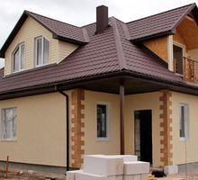 Строительство домов, коттеджей, проектирование. - Строительные работы в Крыму