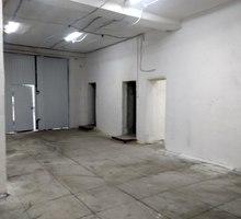 Сдается в аренду помещение 110,0 м2 под склад, р-н ж/д вокзала. - Сдам в Симферополе