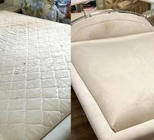 Перетяжка кровати - Сборка и ремонт мебели в Симферополе