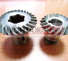 Пара шестерен с круговым зубом Z=20 и Z=25 для фрезерного станка 6Т12 - Продажа в Симферополе