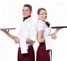 В отель требуется Официант - Бары / рестораны / общепит в Феодосии