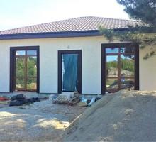 Продам новый ЖИЛОЙ дом 90кв.м у моря на Фиоленте. На участке сосны. 6,5 млн.р. - Дома в Севастополе