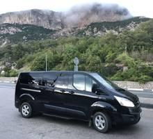 Трансфер, поездки, экскурсии комфортным минивэном 8 мест - Пассажирские перевозки в Севастополе