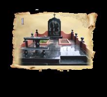 Комплекс мемориальный из натурального камня на могилу - Ритуальные услуги в Севастополе