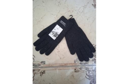 Перчатки чёрные - Аксессуары в Севастополе