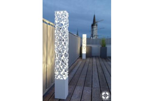 """Уличный светильник """"Чешуя"""" - Ландшафтный дизайн в Севастополе"""