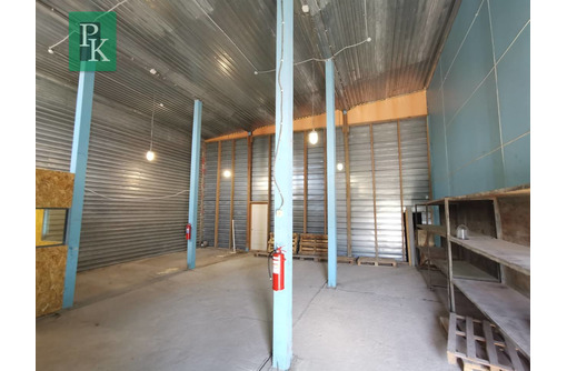 Утепленный склад на Камышовом шоссе - Сдам в Севастополе