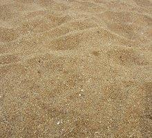 Песок морской и речной - Сыпучие материалы в Севастополе