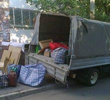 Грузоперевозки. Вывоз мусора. Грузчики -разнорабочие. - Грузовые перевозки в Крыму