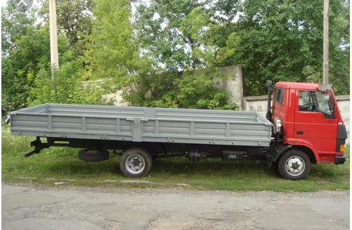 Грузоперевозки бортовой 5-тонник по Севастополю - Грузовые перевозки в Севастополе