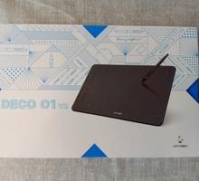 Графический планшет Xp pen deco 01 v2 - Графические планшеты в Севастополе