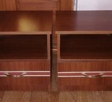 Тумбы прикроватные (комплект, 2 шт. ), б/у - Мебель для спальни в Севастополе