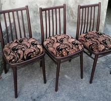 Стулья, 3 шт., б/у - Столы / стулья в Севастополе