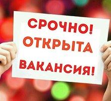 Регистратор заявок в организацию - Без опыта работы в Крыму