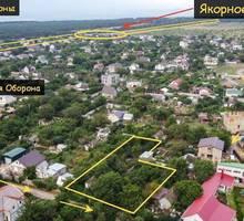 Продам участок 8.3 сотки с дачным домиком. - Дачи в Севастополе