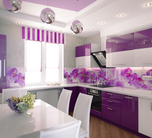 изготовление кухонь проект замер бесплатно - Мебель на заказ в Севастополе