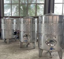емкости для брожения вина винодельня - Оборудование для HoReCa в Саках