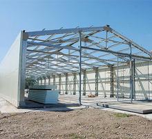 Металлические каркасы для зданий , нестандартные металлоконструкции, закладные, крепления для кранов - Строительные работы в Симферополе