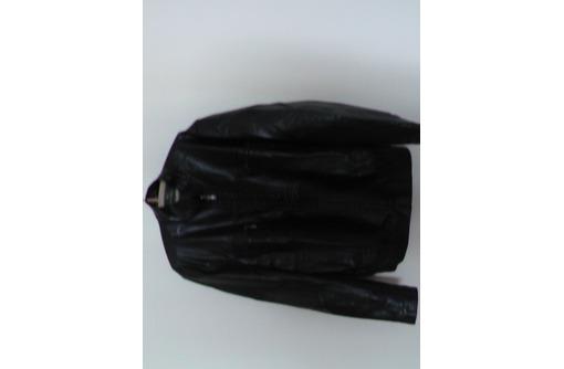Куртка мужская из кожзаменителя новая Р - 54 - Мужская одежда в Севастополе