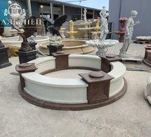 Чаши фонтана для дачи, бассейны  от производителя - Бани, бассейны и сауны в Крыму