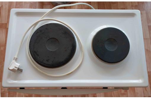 Мини электроплита 2х конфорочная с духовкой из Германии! - Плиты / печи в Саках