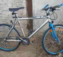 Велосипед взрослый б\у  из Германии - Спорттовары в Крыму