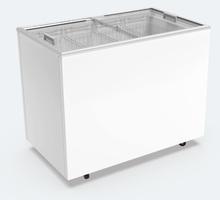 Ларь морозильный UBC NIX FLAT прямое стекло - Оборудование для HoReCa в Симферополе