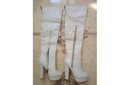 Сапоги женские 36 размер - Женская обувь в Севастополе