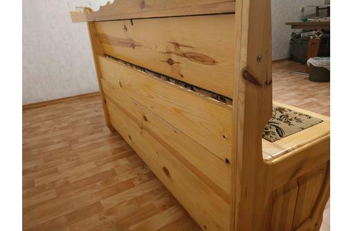 Кухонный уголок ! Натуральное дерево! В отличном состоянии! - Мебель для кухни в Саках